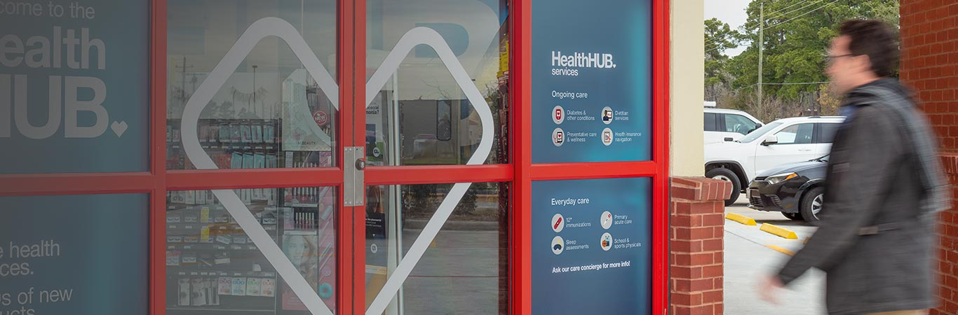 CVS HealthHUB Location