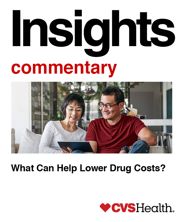 What Can Help Lower Drug Costs? | CVS Health Payor Solutions