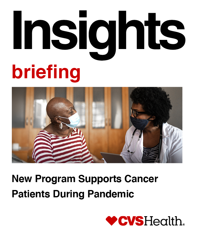 New Program Supports Cancer Patients During Pandemic