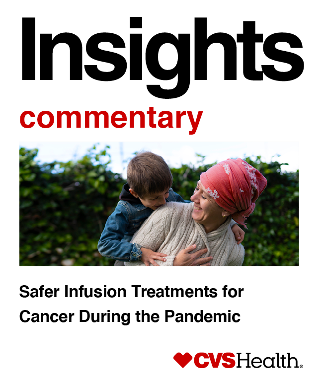 Safer Infusion Treatments for Cancer During the Pandemic