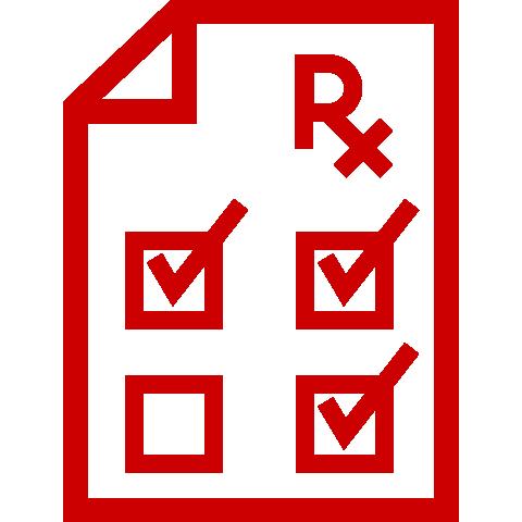 Rx prescription script