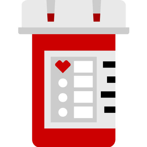 prescription bottle pictogram
