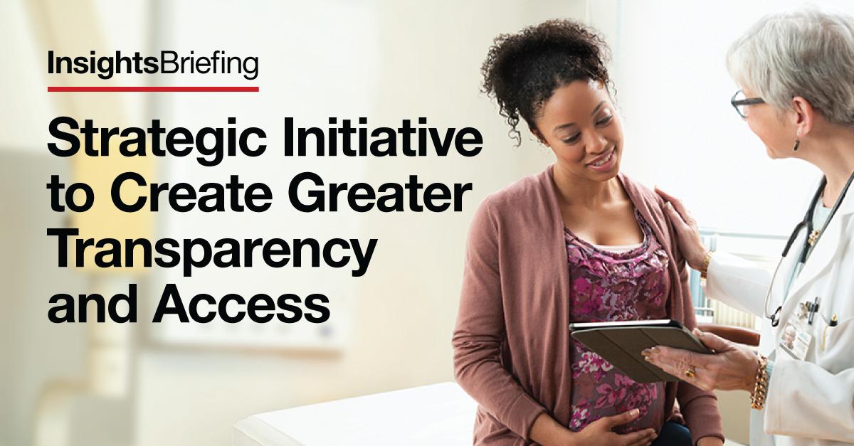 strategic initiative briefing
