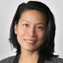 Portrait picture of Eleanor Chye, Vice President, Product Development, CVS Caremark